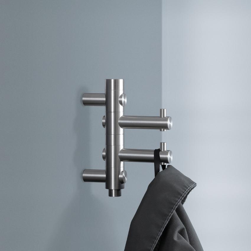 garderobenhaken. Black Bedroom Furniture Sets. Home Design Ideas